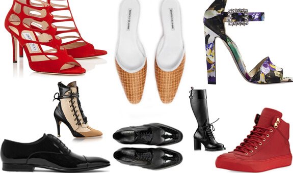 Top Shoes Trends