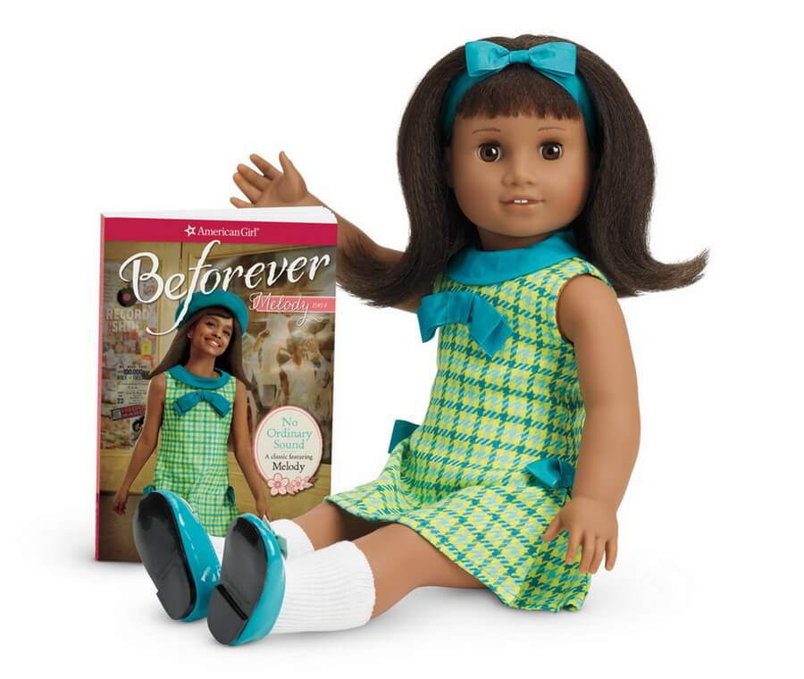 American Girl Melody Doll - Most Lovely Doll