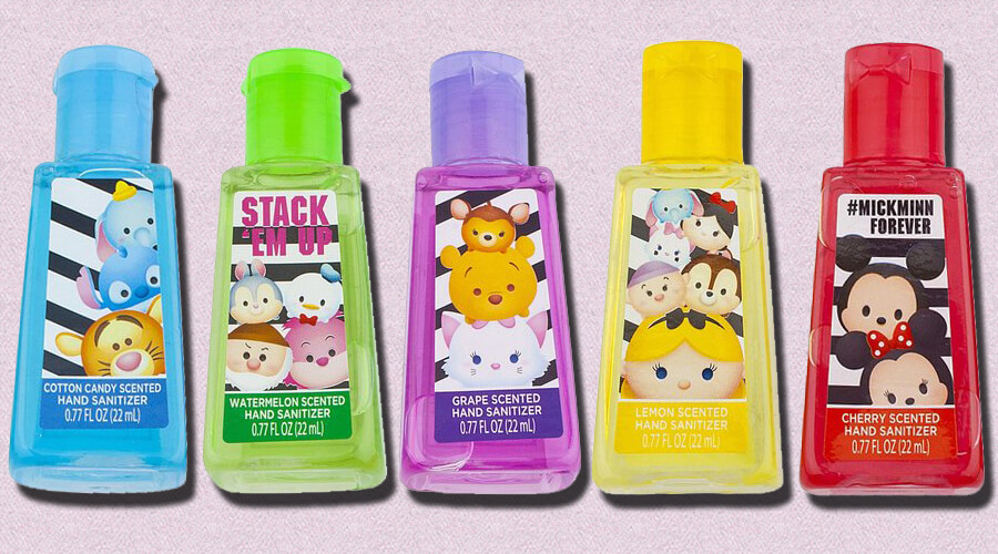 Antibacterial Hand Sanitizers for kids