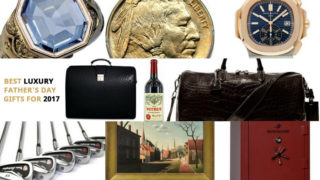 Best Luxury Father's Day Gifts for 2017