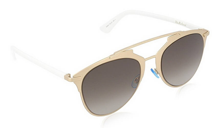 a8c12754064 Christian Dior Reflected Sunglasses with Luxurious and Elegant Metal Frame