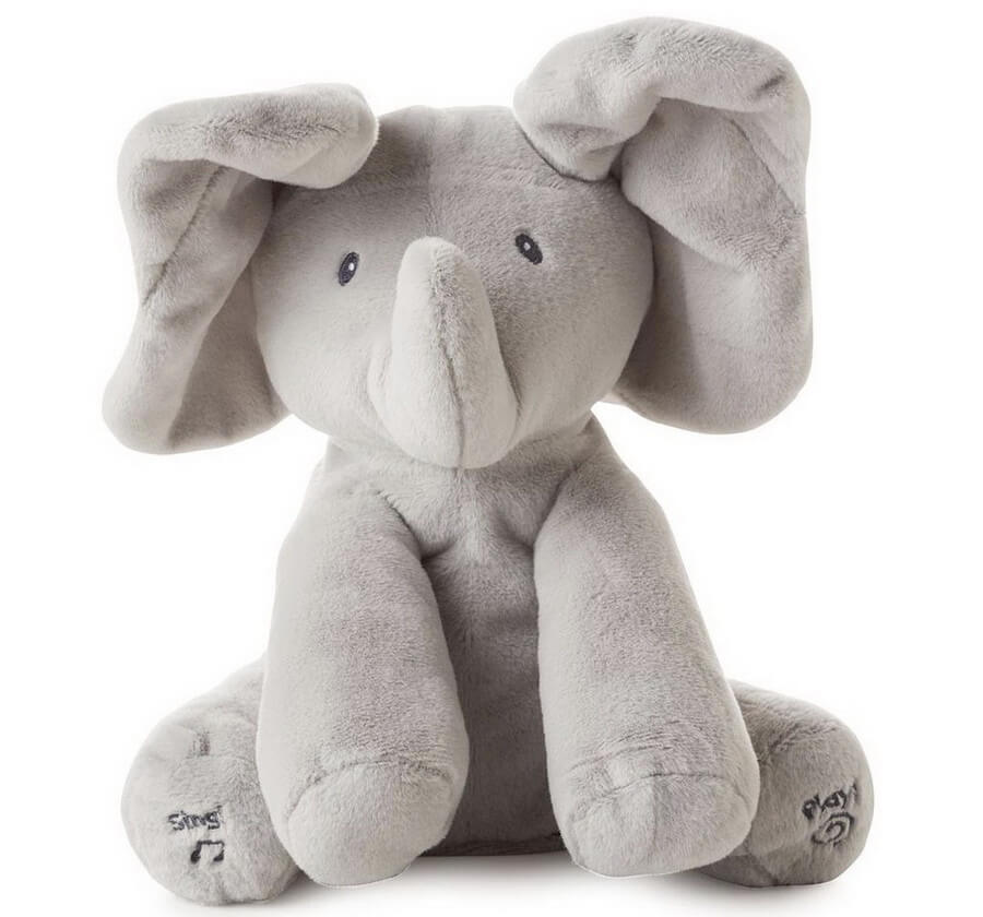 Flappy the Elephant Toy - Great For All Ages