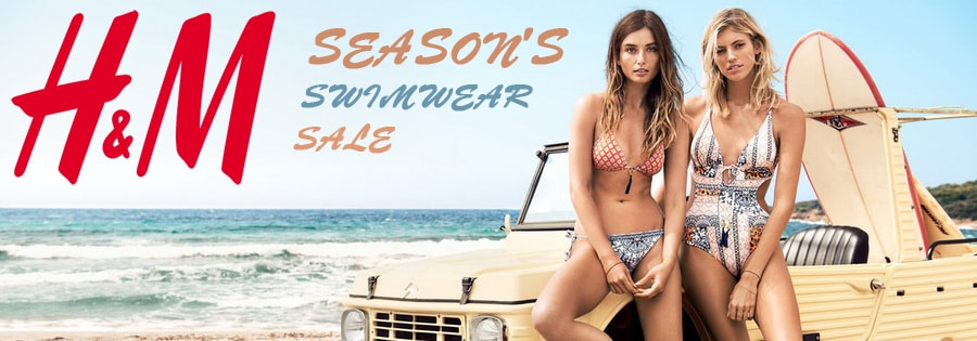 H&M - Season's Swimwear From $4.99