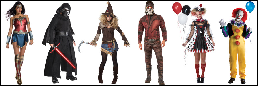 Halloween Costumes Sale