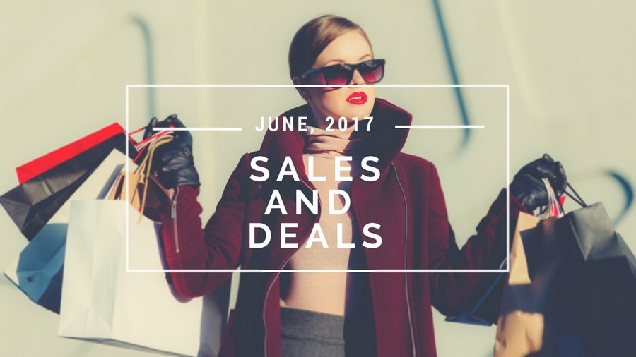 June 2017 Coupons, Promos, Sales and Deals