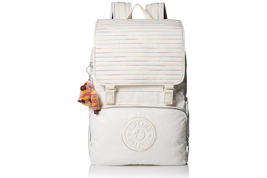Kipling Washington Large Backpack - Lacquer Pearl