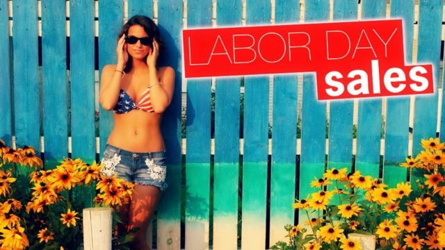 Here You'll Find Labor Day Best Deals