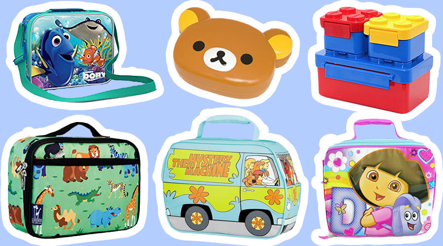 Lunch Boxes and Bags for kids