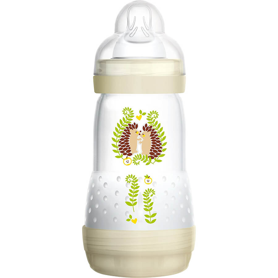Mam Self-sterilising Anti-colic Bottle - no need for a steriliser