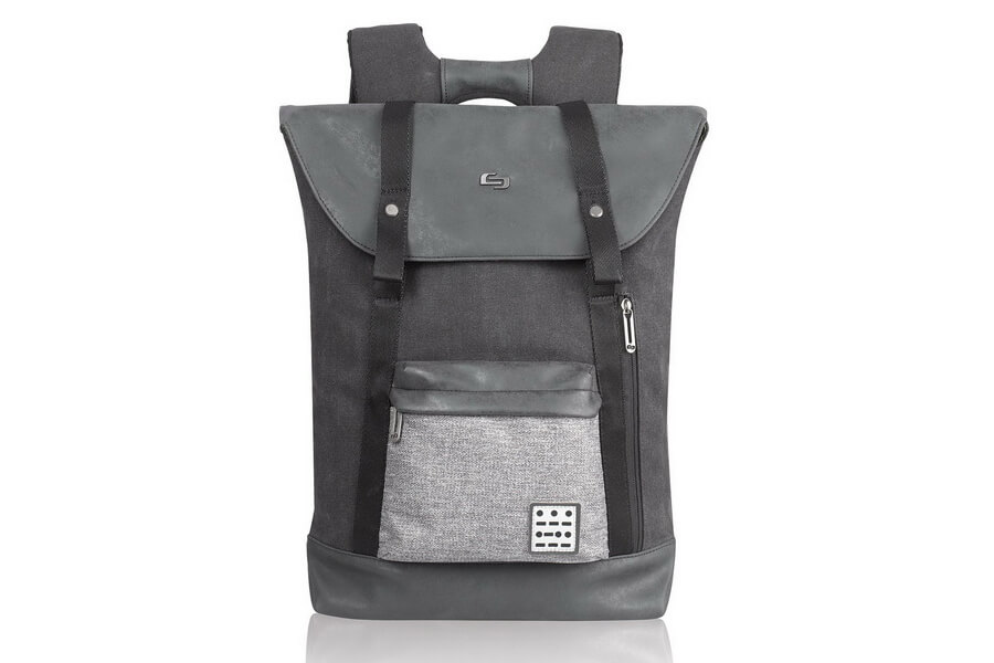 Solo Urban Code 15.6 Inch Laptop Backpack