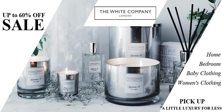 The White Company - Sale Up to 60% OFF