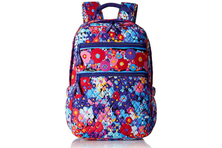 Vera Bradley Tech 2.0 Impressionista Backpack