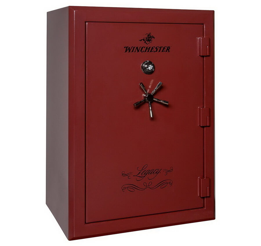 Winchester Mechanical Legacy 44 Gun Safe - best gift for gun loving Dad