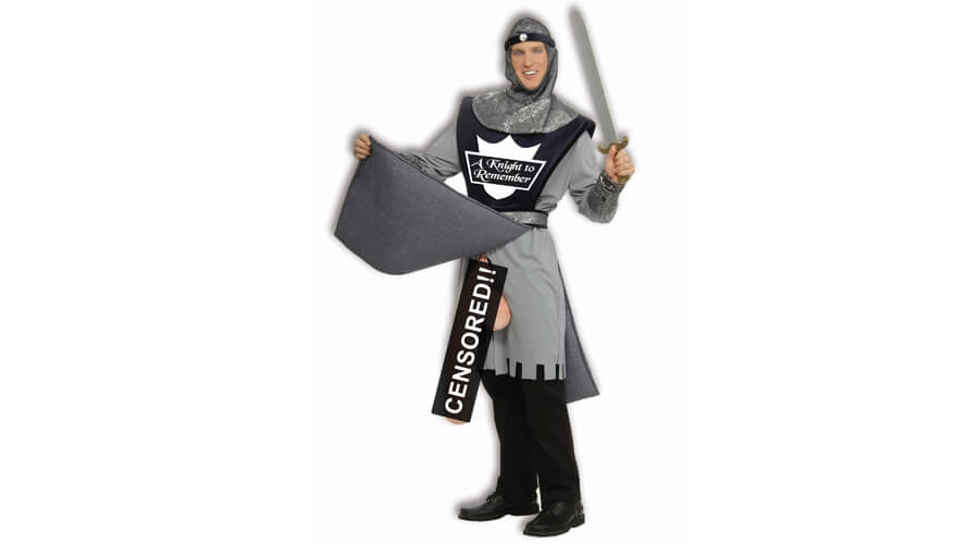 A Knight To Remember Halloween Costume
