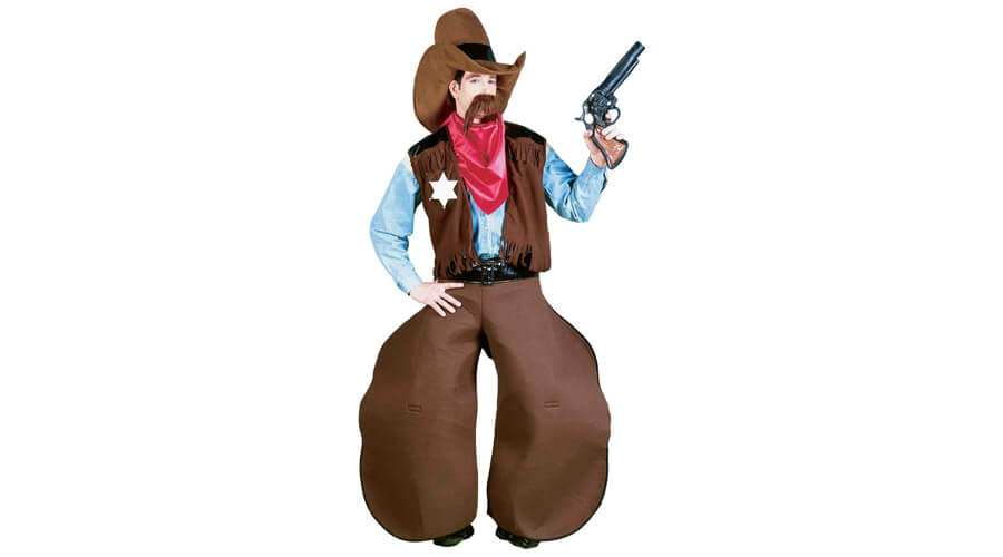 Adult Ole Cowhand Cowboy Halloween Costume