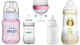 2020 Best Anti-colic Feeding Bottles for Newborns