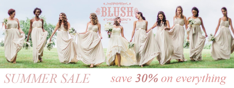 Blushfashion Summer SALE 30%