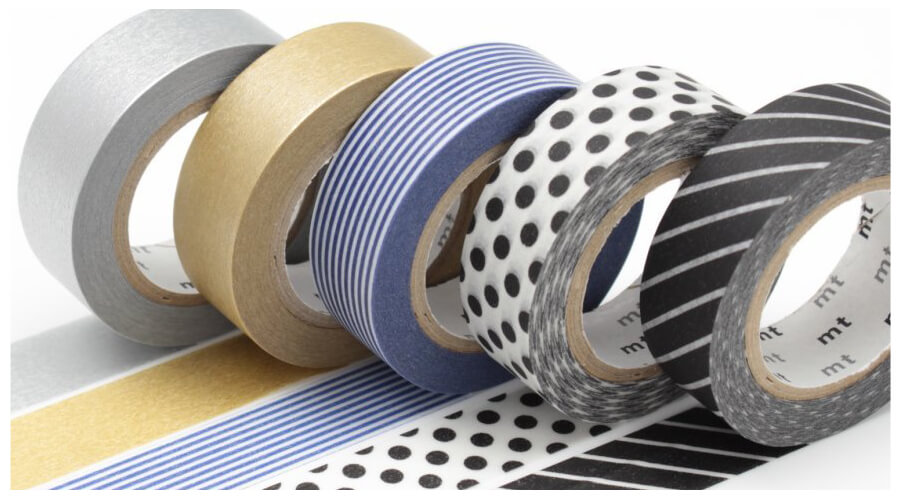 Decorative and Transparent tape
