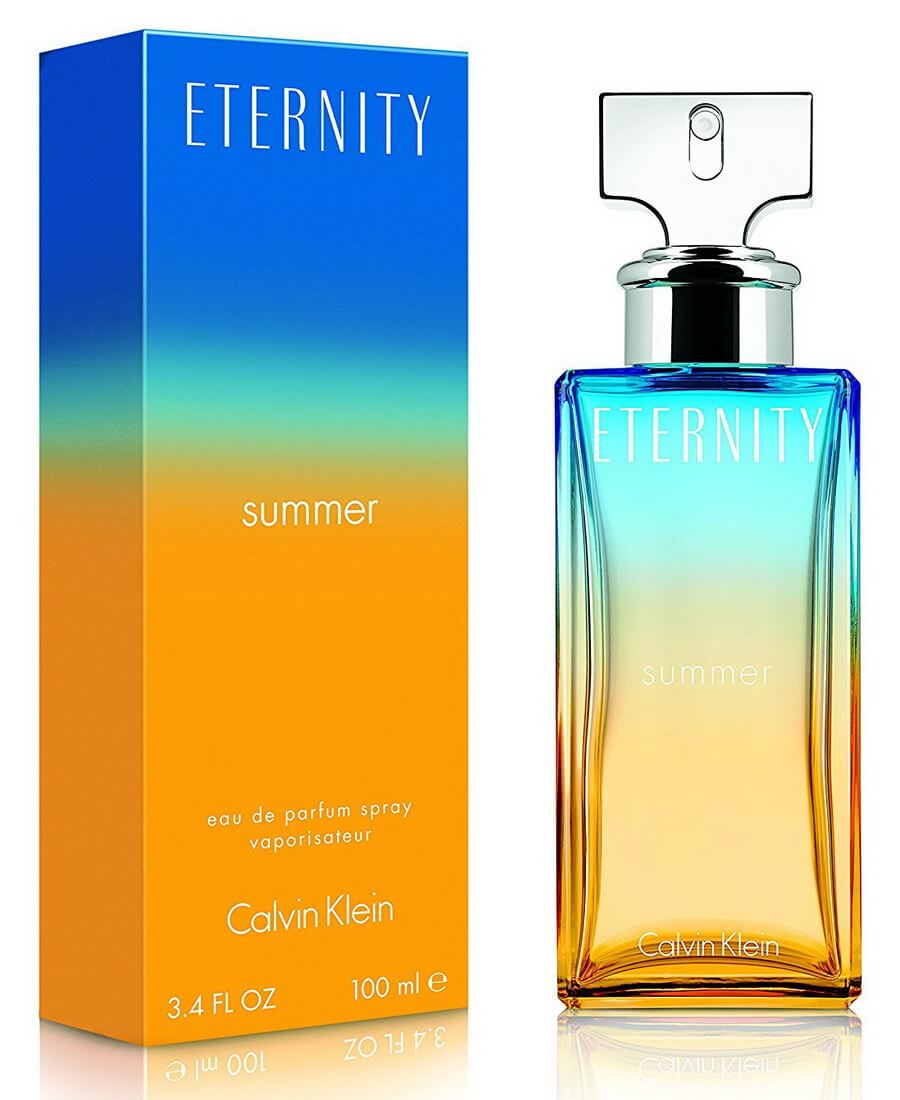 Eternity Summer 2017 Calvin Klein Limited Edition