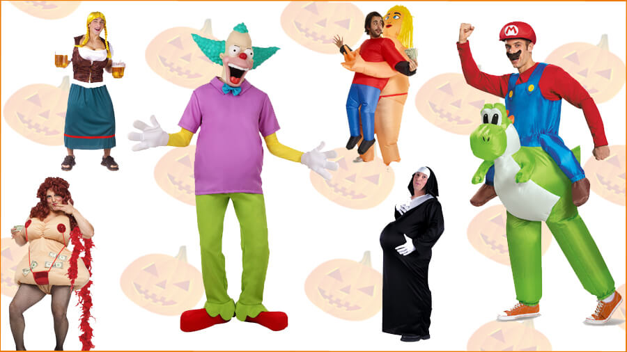 15 Male Halloween Costumes That Are Really Funny