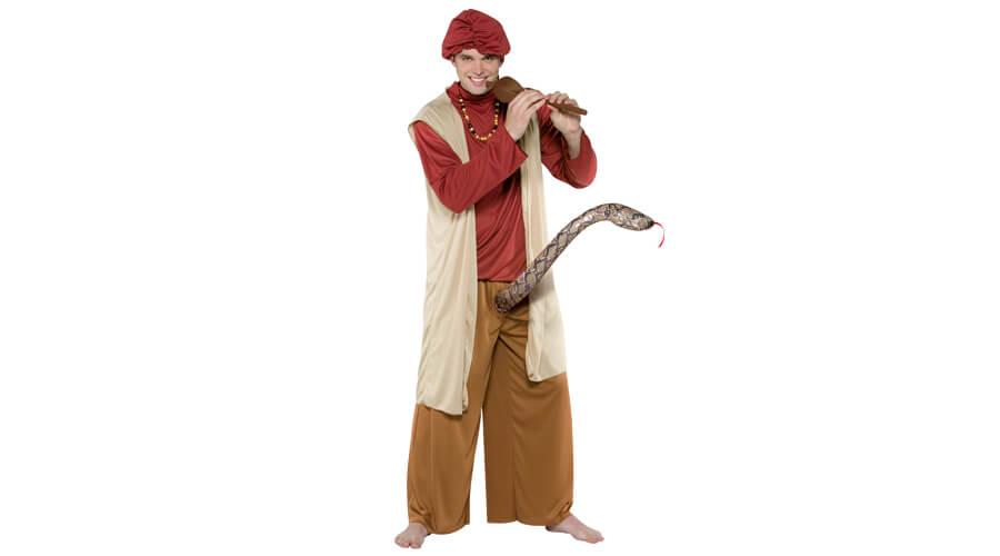 Snake Charmer Halloween Costume