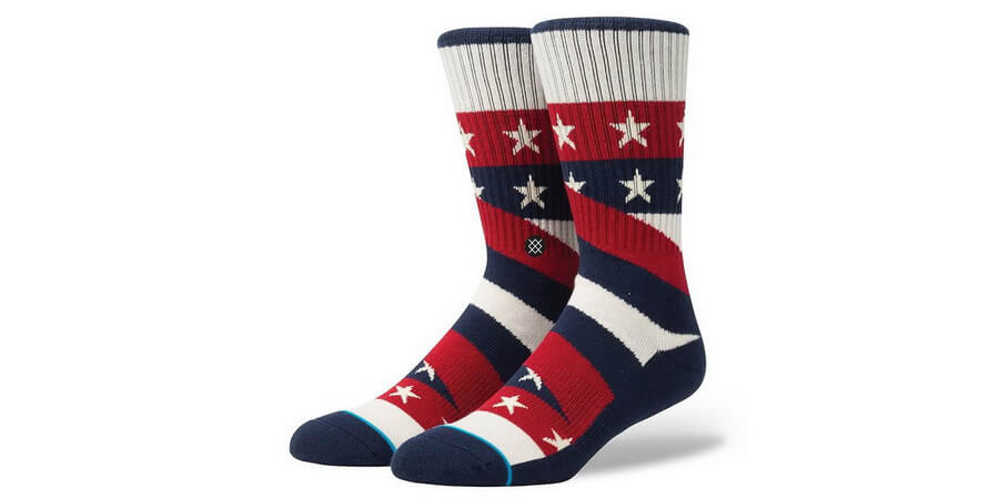 Stance Mens Crew Socks
