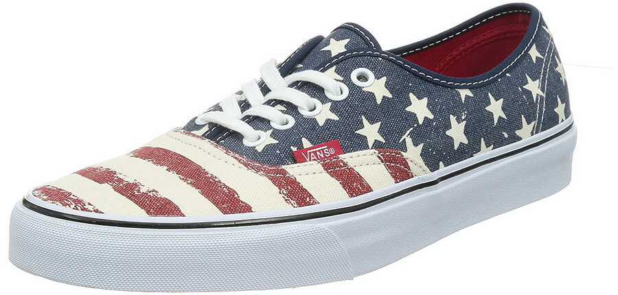Vans Authentic Skate Sneakers
